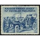 Metzeler Kaiser Franz Josef auf Metzeler Pneumatik (blau)