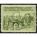 Metzeler Kaiser Franz Josef auf Metzeler Pneumatik (grün - 01)