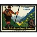 Eberl Bräu Dresden (WK 03) Eberl - Brause (Bergsteiger)