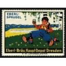 Eberl Bräu Dresden (WK 03) Eberl - Brause (Junge unter Birke)