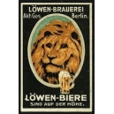 Löwen Brauerei Berlin Löwen Biere sind auf der Höhe