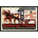 Radeberger Pilsner (Pferdekutsche)