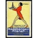 Radeberger Pilsner im Salon (Kellner)