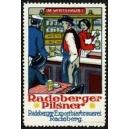 Radeberger Pilsner im Wirtshaus