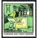 Bahlsen Leibniz Keks (Hänsel und Gretel - 12 Marken komplett)