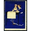 Degebrodt & Sohn Charlottenburg (2 Frauen am Tisch - blau)
