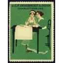 Degebrodt & Sohn Charlottenburg (2 Frauen am Tisch - grün)