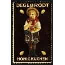 Degebrodt Honigkuchen (WK 01 - Junge)