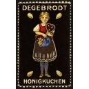 Degebrodt Honigkuchen (WK 02 - Mädchen)
