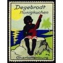 Degebrodt Honigkuchen Charlottenburg (Negerkind)
