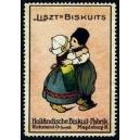 Liszt Biskuits Hickstein & Co. Magdeburg (WK 02 - 2 Kinder)