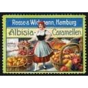 Reese & Wichmann Hamburg Albisia Caramellen