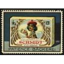 Schmidt Patience-Bäckerei Wien - Budapest
