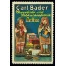 Bader Chocolade- und Lebkuchenfabrik (Hänsel und Gretel)