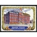Dansk Folke Forsikringsanstalt (A & L 0274)