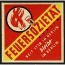 Feuersozietät seit 1718 in Berlin bleibt in Berlin
