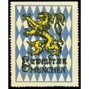 Löwenbräu München (Löwe auf Rauten)